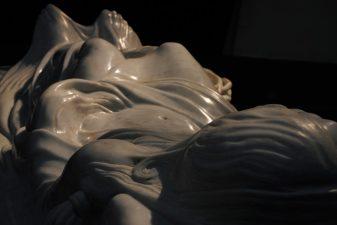 Cristo Velato nella Cappella di San Severo a Napoli