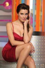 Pilar Rubi, fidanzata del blancos Sergio Ramos