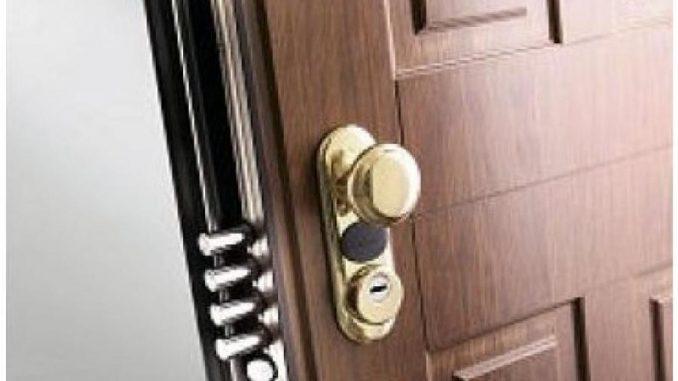 Come aprire una porta blindata - Aprire una porta senza chiavi ...