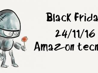 Black Friday: offerta tecnologia del 24 novembre 2016