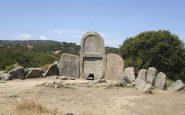 Tomba dei Giganti a Dorgali (Sardegna)