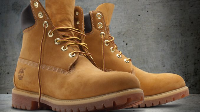Come pulire le scarpe Timberland