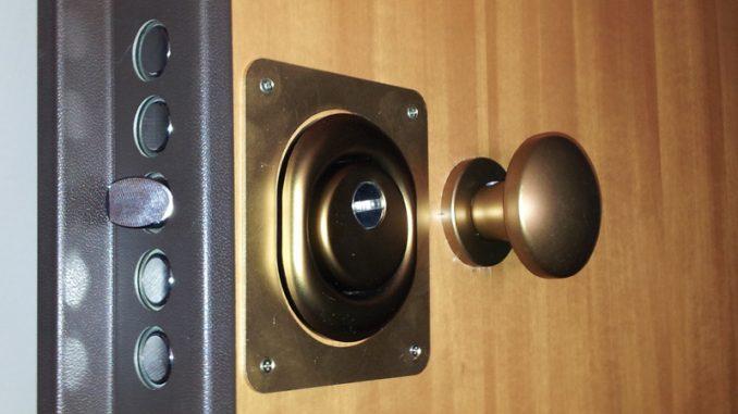 Quanto è sicura una porta blindata