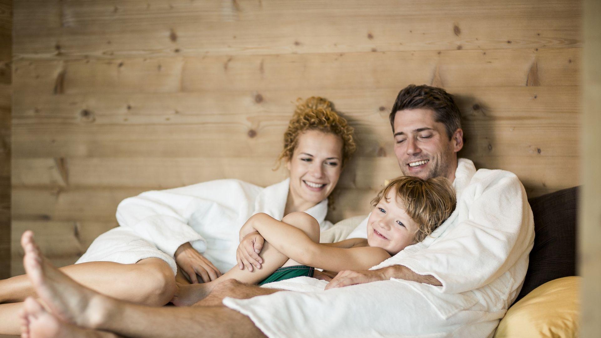 Bambini possono fare la sauna o il bagno turco - Bagno turco quante volte a settimana ...