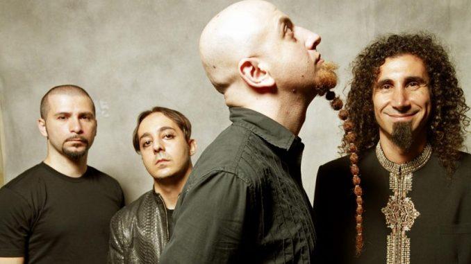 System of a down nuovo album: data uscita, anticipazioni