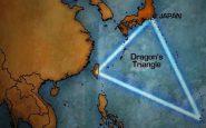 Altra immagine geografica del Triangolo del Drago