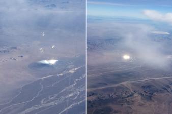 UFO sull'Area 51