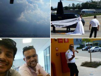 Tragedia in Brasile: sposa precipita con l'elicottero. Voleva fare una sorpresa al futuro marito