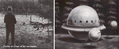 Ancora Bob Taylor e l'UFO