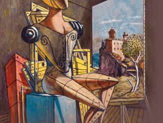 """Ad Amalfi, la mostra""""De Chirico. La ricostruzione"""""""