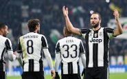 Soccer: Champions League; Juventus FC-Dinamo Zagabria Club