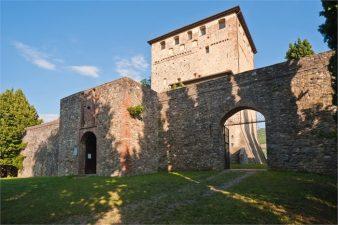 Castello Malaspina Dal Verme a Bobbio