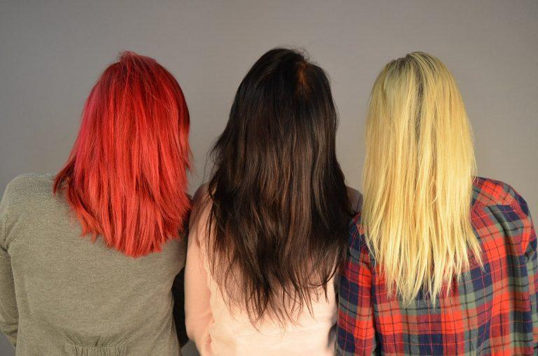 Colore di capelli
