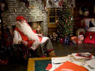 Come vestirsi da Babbo Natale