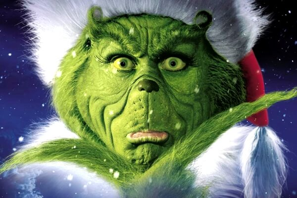 Film Jim Carrey de Il Grinch