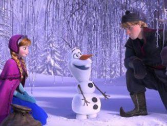 Frozen: trama cartone