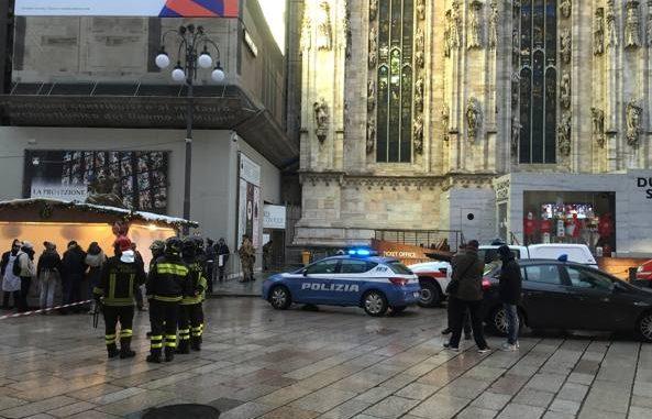 Milano: 62enne muore cadendo dalla cima del Duomo