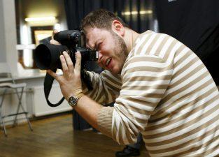 Il giovane fotografo estone Kaupo Kikkas