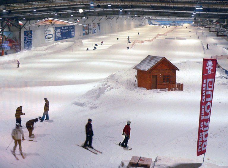 Milano pista sci