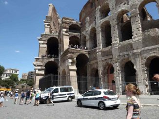 Roma, massime misure di sorveglianza per il Capodanno nella capitale