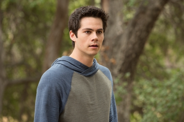 Ruolo Dylan O'Brien in Teen Wolf