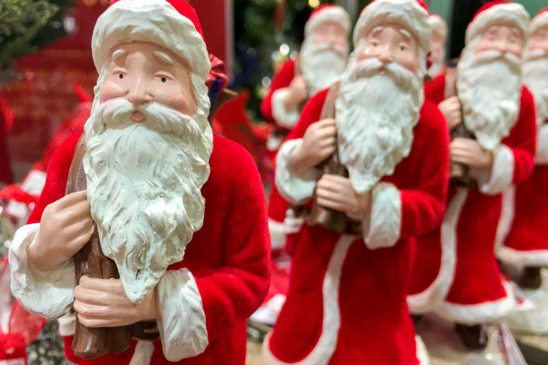 Babbo Natale Originale.San Nicola E Babbo Natale Storia Originale