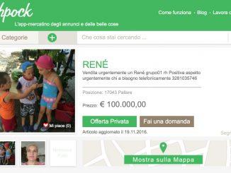 Pallaro: donna vende un rene per 100mila euro