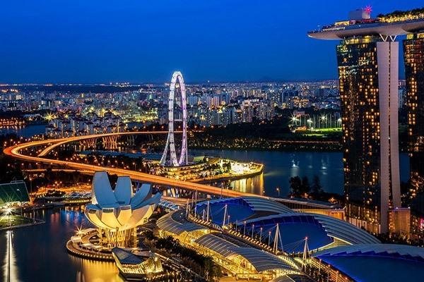 Singapore Flyer: orari, prezzi, ruota panoramica, F1