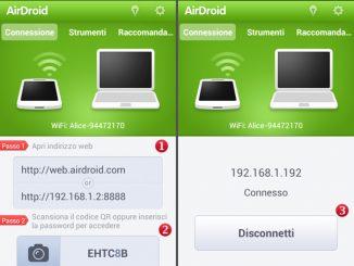 airdroid_procedura_connessione