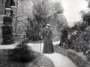 Olga Kirsch – Puricell, che acquistò il castello