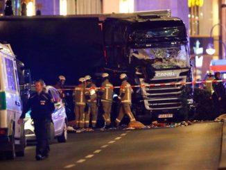 Berlino: attacco terroristico forse compiuto da un rifugiato Pakistano