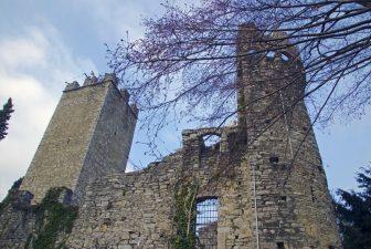 Due torri del castello