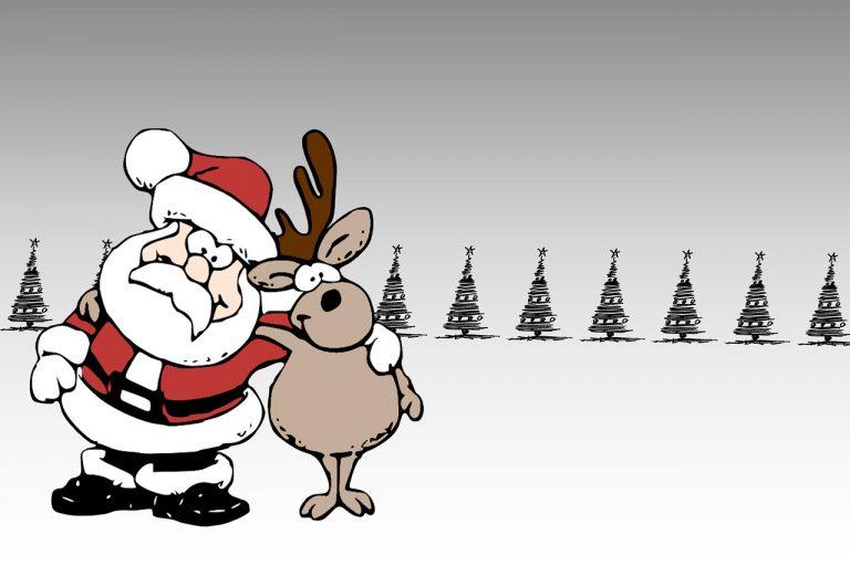 Babbo Natale Questanno Verra Filastrocca.Canzoni Su Babbo Natale Per Bambini