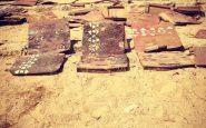 Cinema del Sinai distrutto