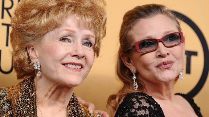 Debbie Reynolds morta: la vita sentimentale della madre di Carrie Fisher