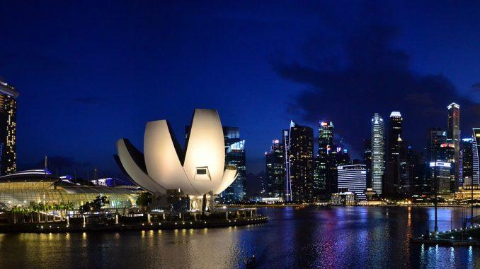 dove si trova Singapore