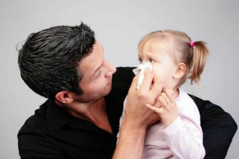 Naso rotto bambini piccoli: cosa fare