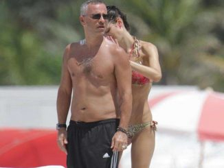 Eros Ramazzotti e Marica Pellegrinelli innamorati a Miami
