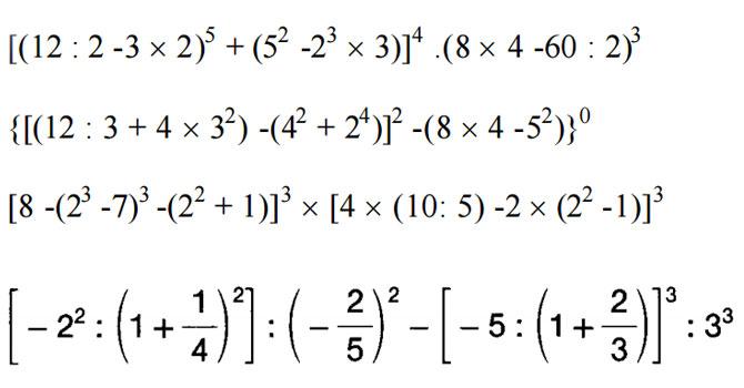 Risolvi Espressioni Algebriche I Passaggi Notizieit