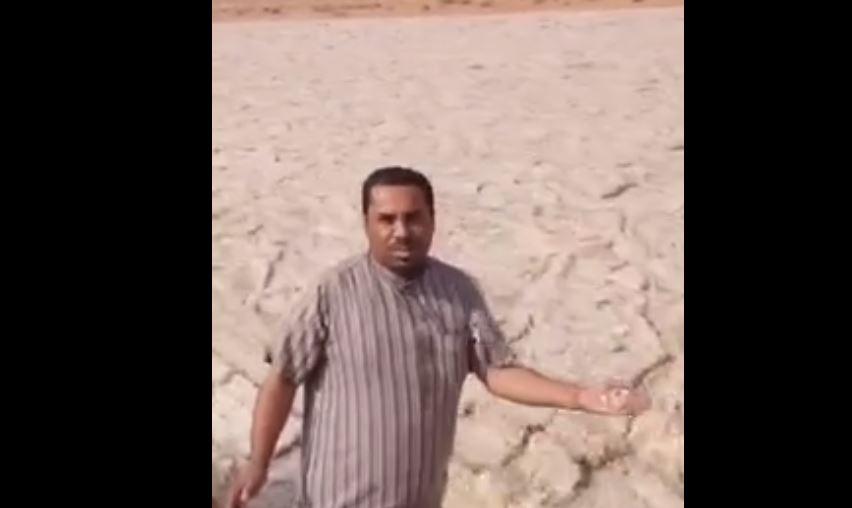 Fiume di sabbia nel deserto la sorpresa guardando con for Sabbia di fiume