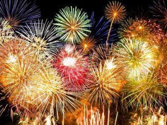 Fuochi d'artificio: quanto inquinano