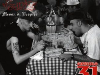 Articolo 31, Messa di Vespiri: il secondo album