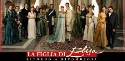 """Il cast de """"La Figlia di Elisa- Ritorno a Rivombrosa"""