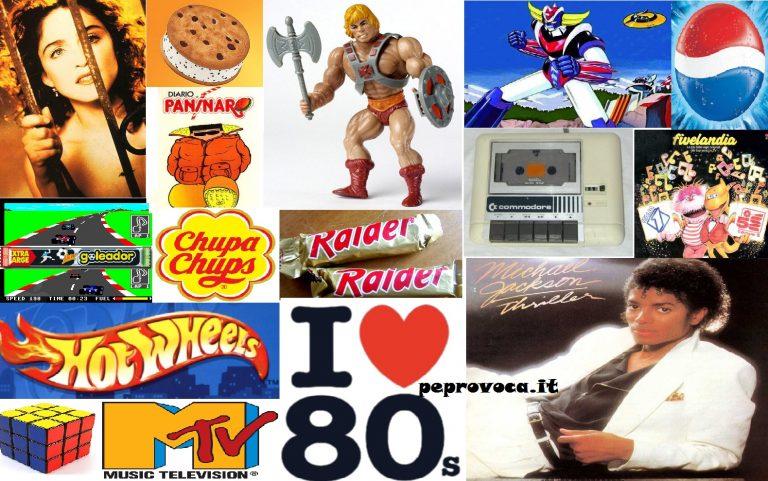 Anni 80 e 90: gli spot più famosi