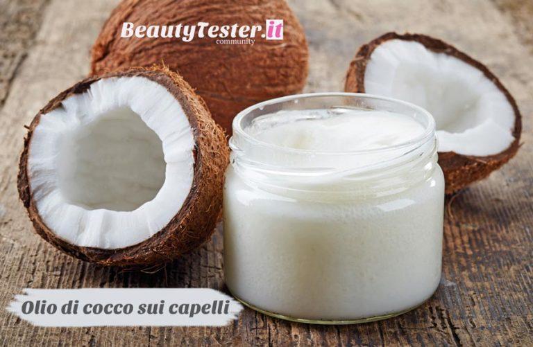 Olio di cocco capelli: ricci, crespi e asciutti