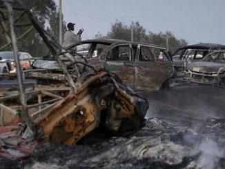 Kenya: esplode un camion infiammabile, 33 persone arse vive