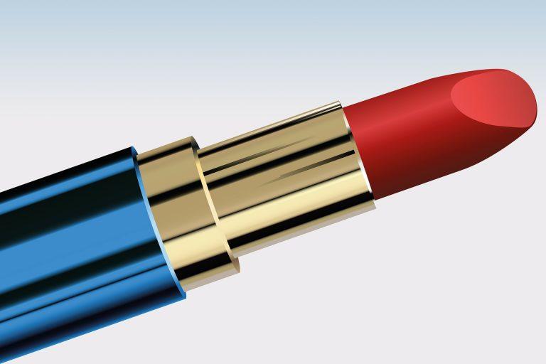 rossetto metallizzato