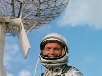 E' morto John Glenn: il primo americano d andare in orbita