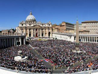 Papa Francesco: il discorso per l'Immacolata Concezione