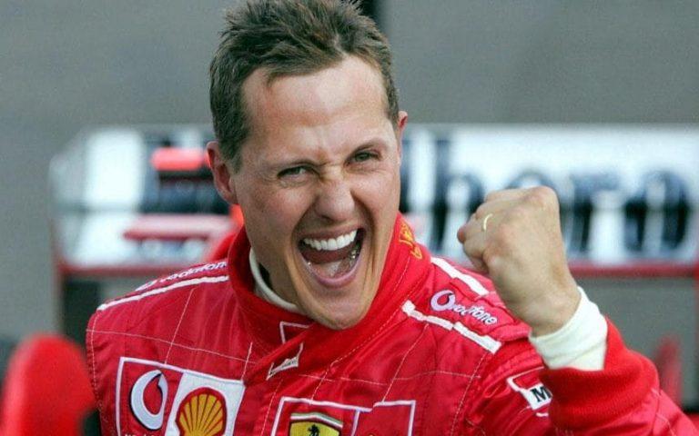 Michael Schumacher è su Twitter grazie all'account gestito dalla manager
